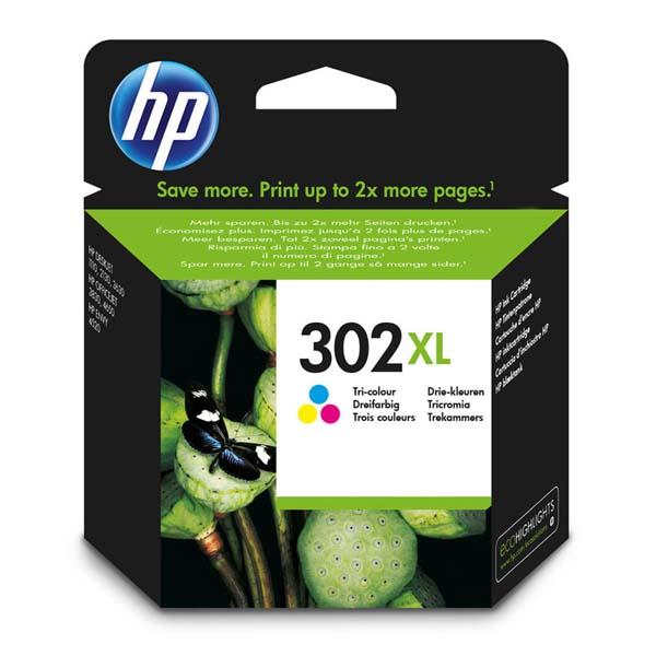 HP 302xl barevná