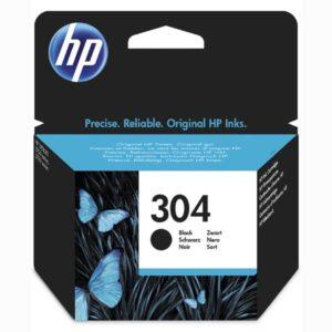 HP 304 černá