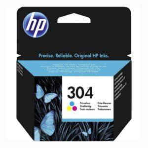 HP 304 barevná