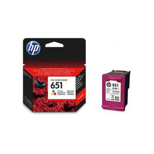 HP 651 barevná