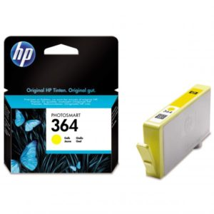 HP CB320EE - HP364 yellow
