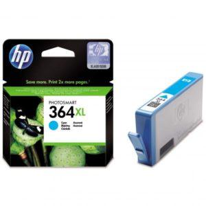 HP CB323E - HP364xl cyan