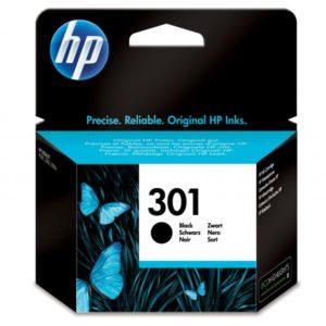 HP CH561E - HP301 černá