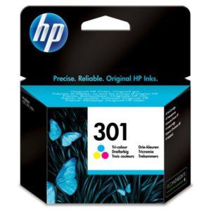 HP CH562EE - HP301 barevná