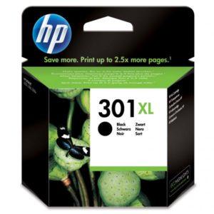 HP CH563E - HP301xl černá