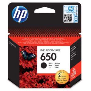 HP CZ101A - HP650 černá