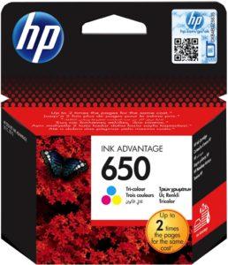 HP CZ102A - HP650 barevná