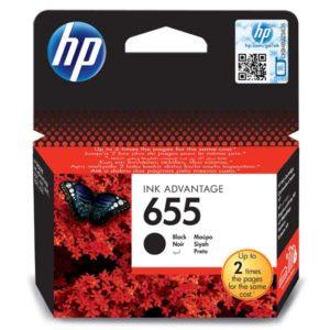 HP CZ109A - HP655 černá