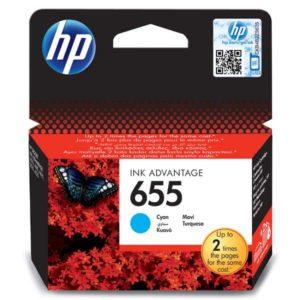 HP CZ110A - HP655 cyan