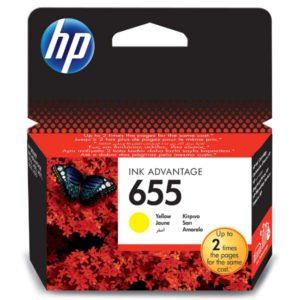 HP CZ112A - HP655 yellow