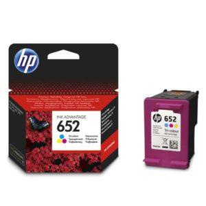 HP F6V24AE - HP652 barevná