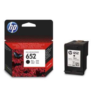 HP F6V25AE - HP652 černá